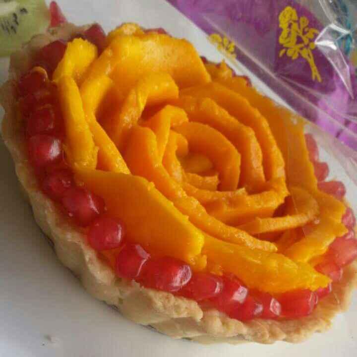 How to make Mango Tart