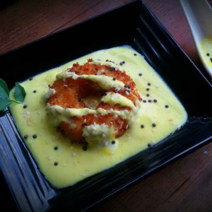 Photo of Multigrain paneer dahi vada by Arti Gupta at BetterButter