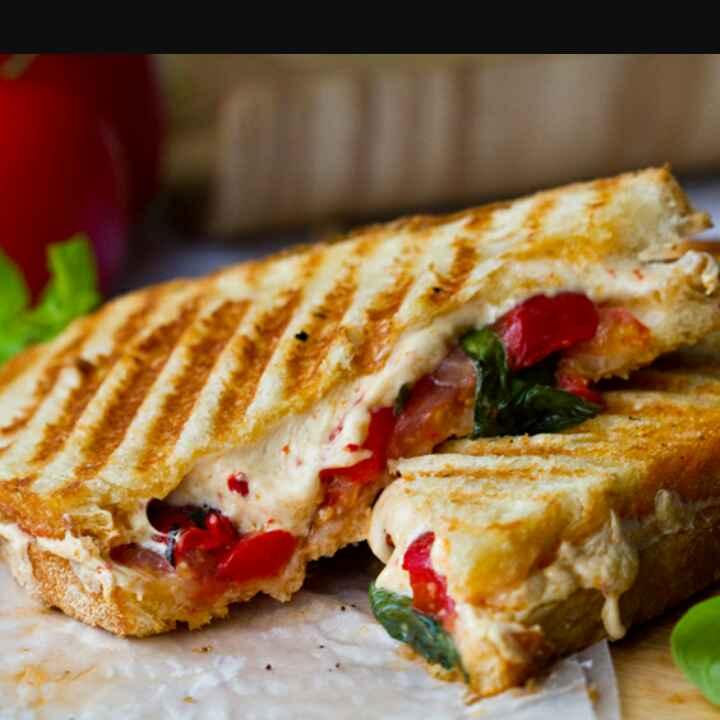 Photo of Panini sandwich by Arti Singh at BetterButter