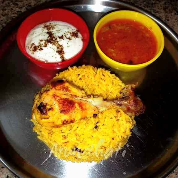 Photo of Chicken majboos by Arundhati Paul at BetterButter