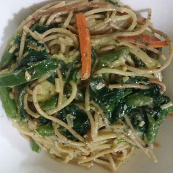 How to make Veg Spaghetti