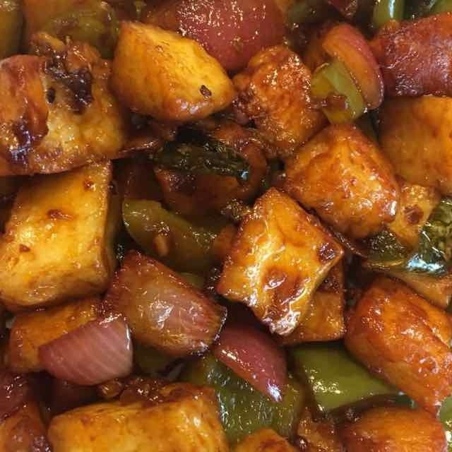 Photo of Chilli Paneer by arvinda visani at BetterButter