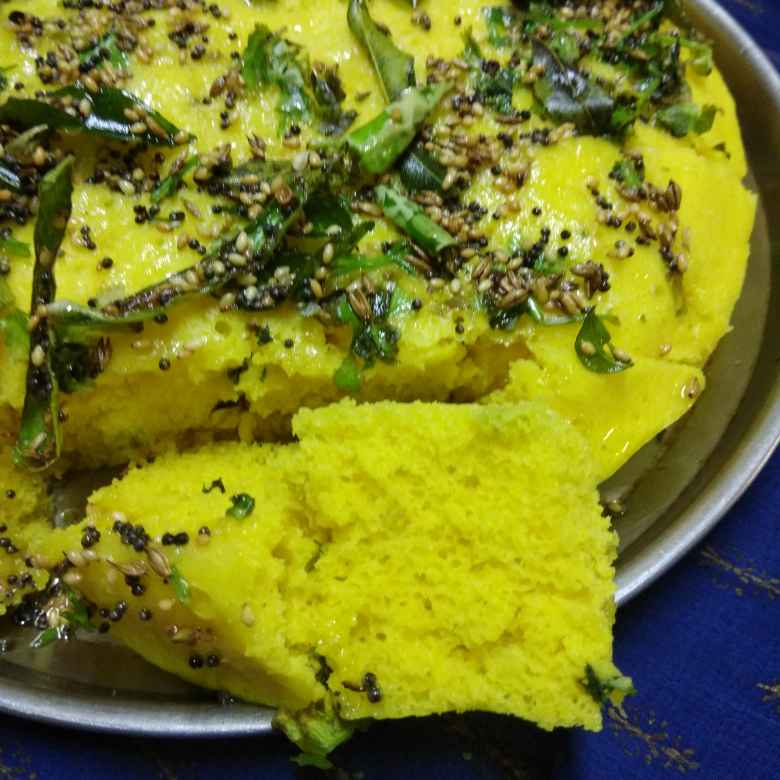 Photo of instant khaman by Asha Shah at BetterButter