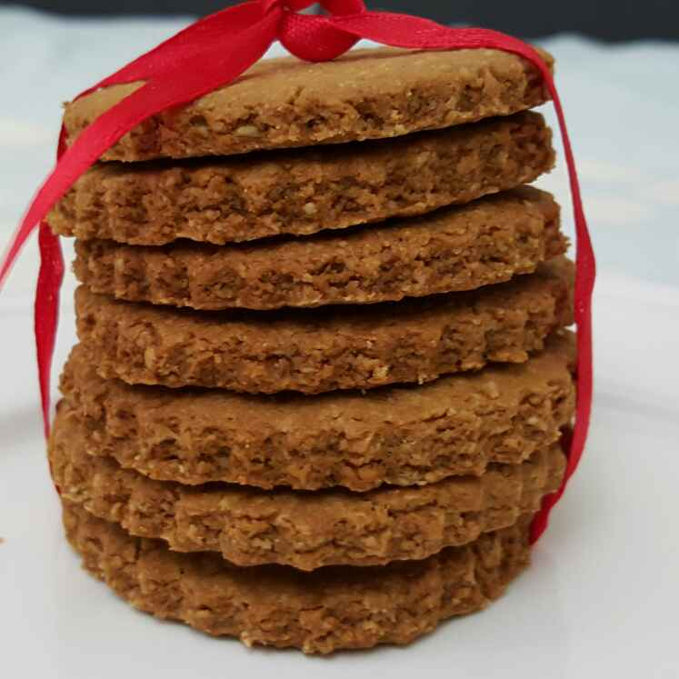 How to make Digestive Biscuit