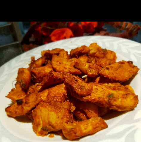 How to make Pan Fried Chicken Tikka