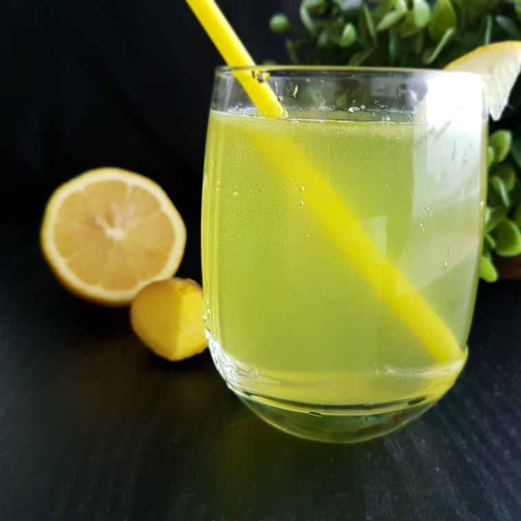 Photo of Ginger Sweet Lime Soda by Asheera Haja at BetterButter