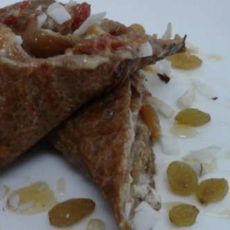 Photo of Fruit Honey Magic Roll by Ashish Singh at BetterButter