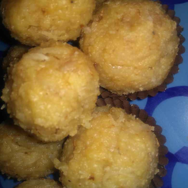 How to make Coconut Laddoo
