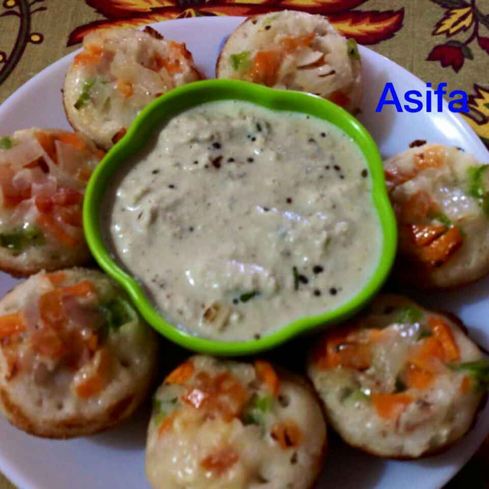 How to make Cheese paddu/ cheese Appe