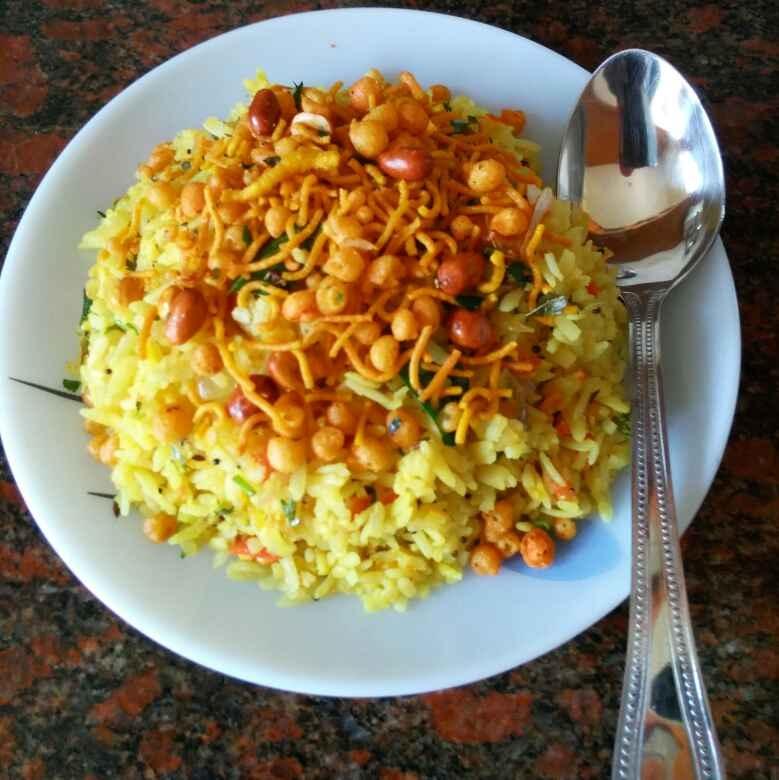 Photo of Tomato kandha poha by Asifa Kouser at BetterButter