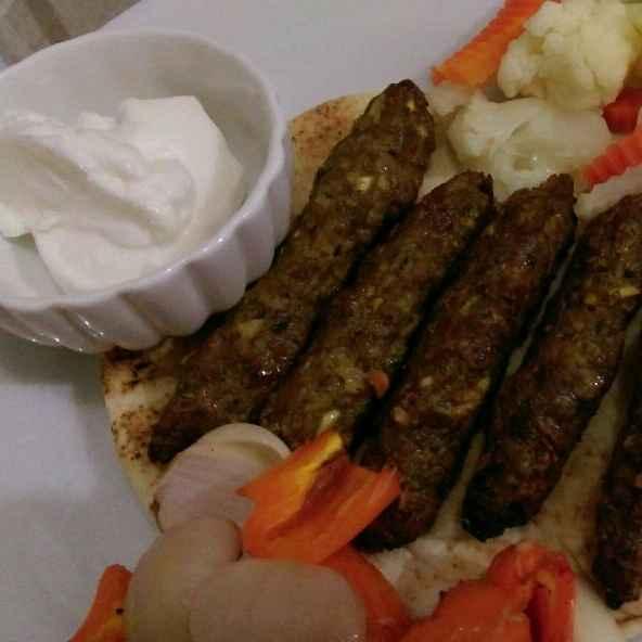 How to make Air fried mutton sheekh kebab