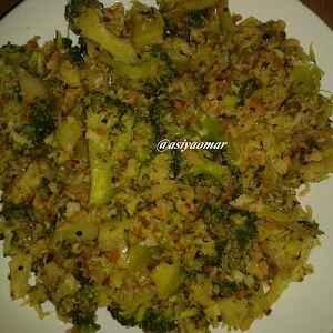 How to make Broccoli Masala