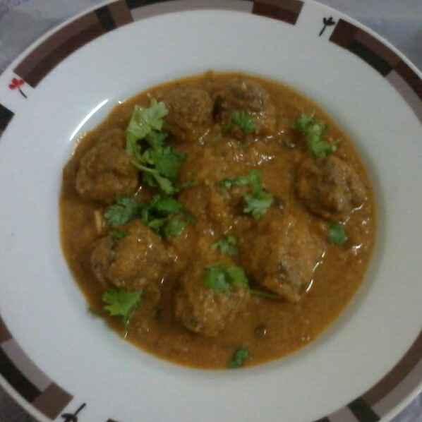 Photo of Mutton kofta curry by Asiya Omar at BetterButter