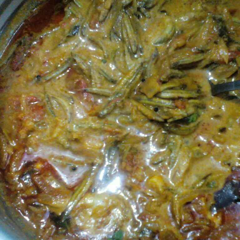 Photo of Ayirai meen kuzhambu/ Ayirai fish curry by Asiya Omar at BetterButter