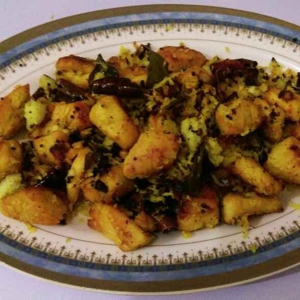 Photo of Potato roast ( Pallipalayam style) by Asiya Omar at BetterButter