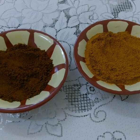 How to make Peru marunthu podi & Marunthu podi