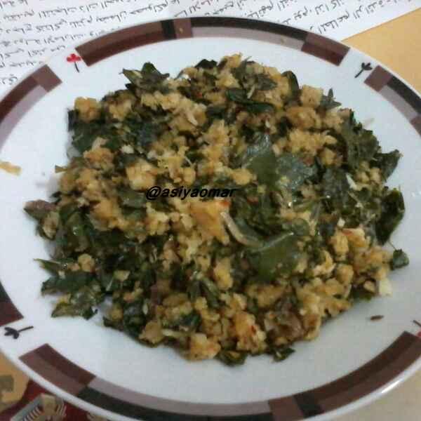 Photo of Moringa leaves dal usili by Asiya Omar at BetterButter