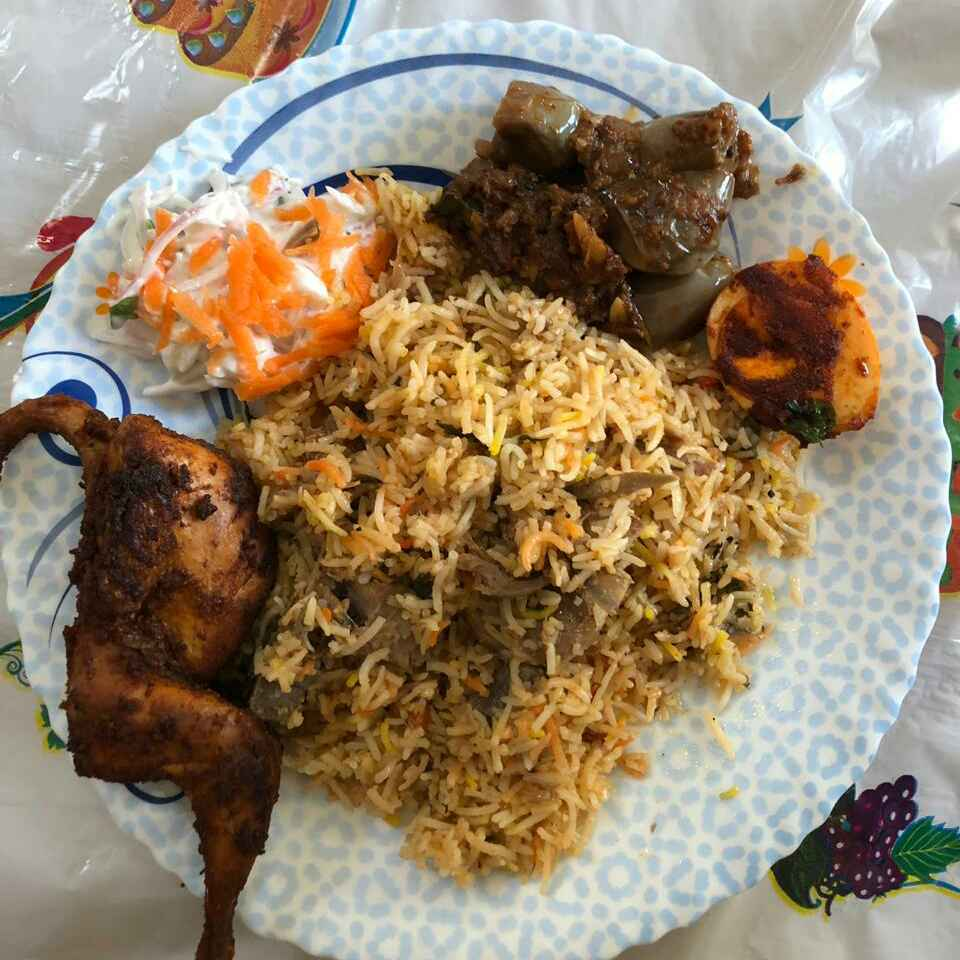 Photo of Hyderabad Mutton Dum Briyani by Asiya Omar at BetterButter