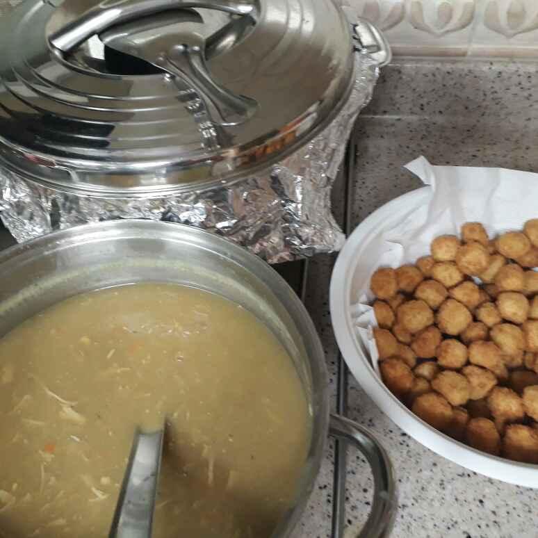 Photo of Sweetcorn chicken soup by Asiya Omar at BetterButter
