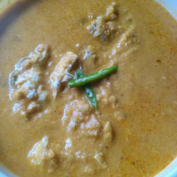 Photo of Moongdal egg curry by Asma Afreen at BetterButter