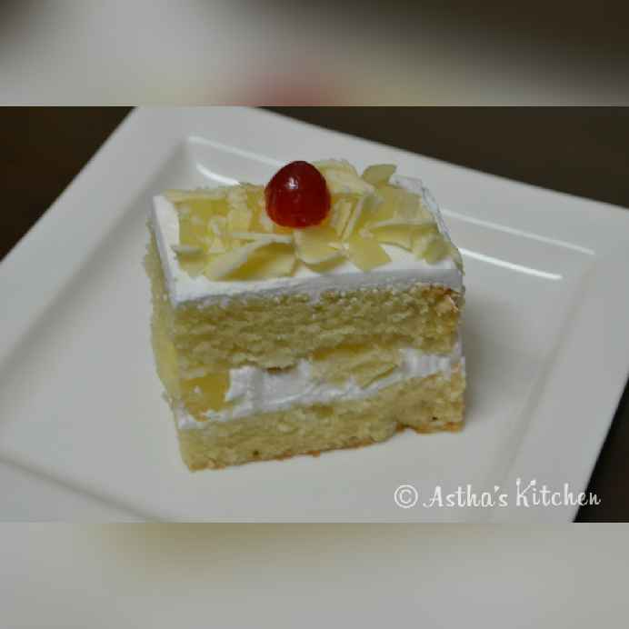 How to make PINEAPPLE PASTRY
