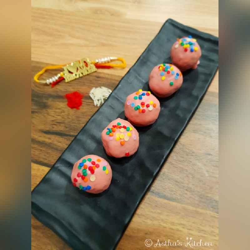 How to make CHOCOLATE DRY FRUIT GULKAND BALLS