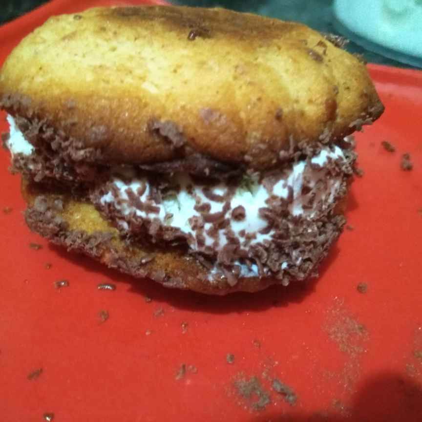 Photo of Cookie sandwich by Atasi Taran at BetterButter