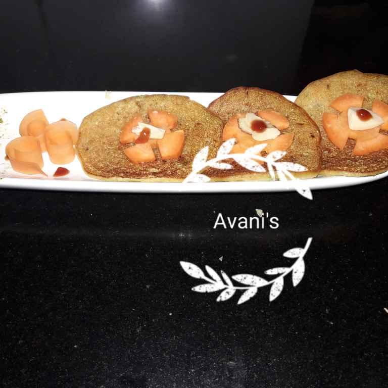 Photo of Quvik healthy pancake by Avani Desai at BetterButter