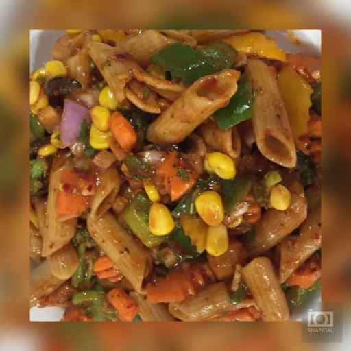 How to make Pasta salad with Home made Dressing