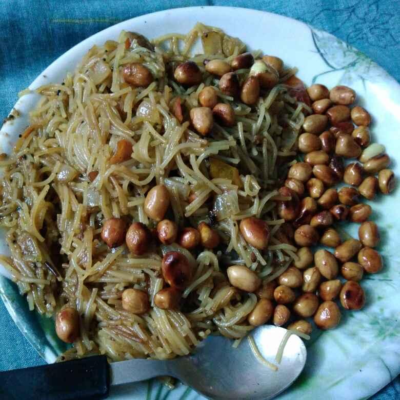How to make Vermecilli upma/ namkeen sevai