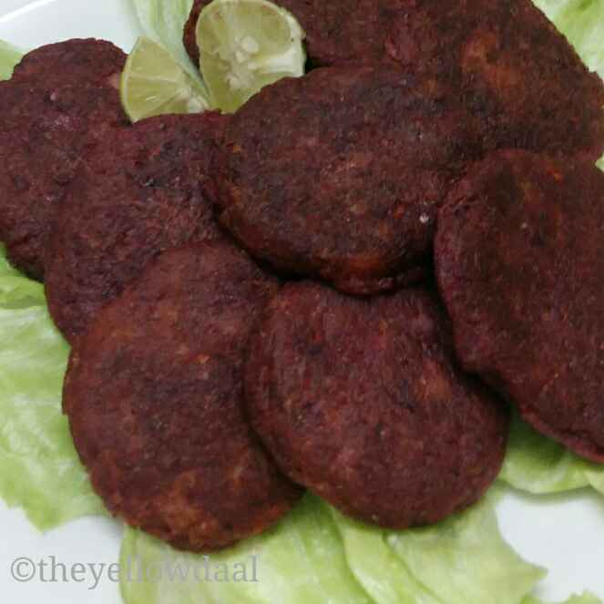 Photo of Beetroot Cutlets by Avin Kohli at BetterButter
