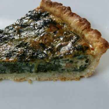 How to make Spinach & Cottage Cheese Tart