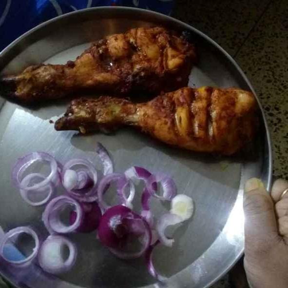 Photo of Chicken Tandoori by Avishek Paul at BetterButter