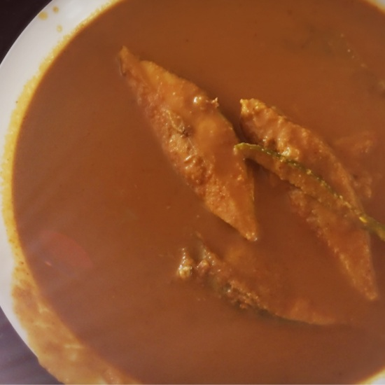 How to make Goan Fish curry