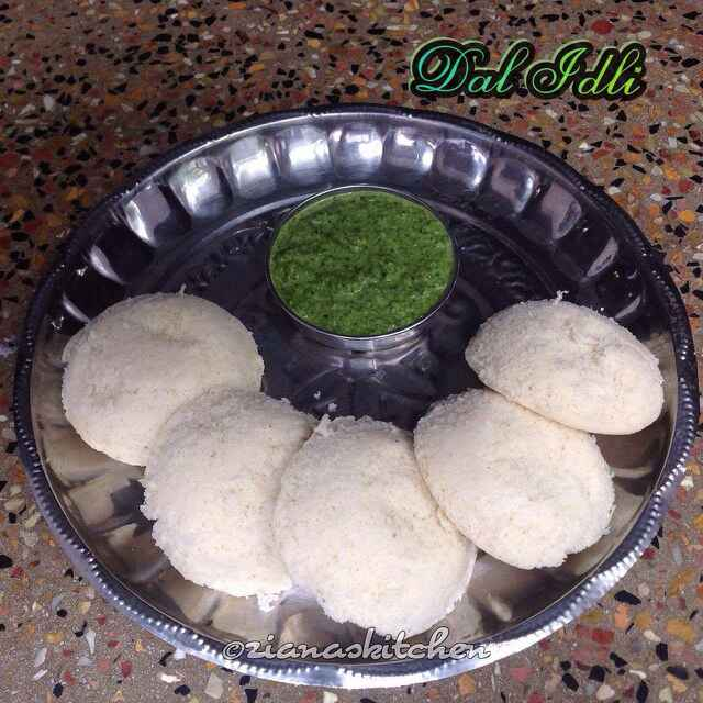 How to make Dal Idli