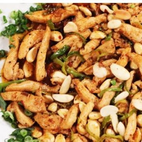 How to make Almond Chicken