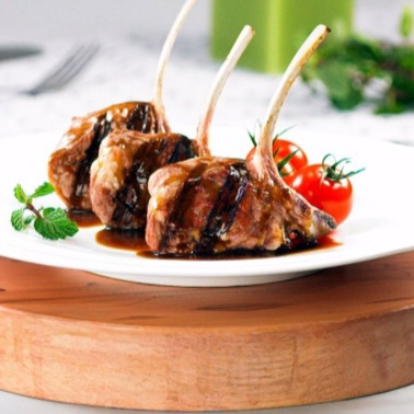 Photo of Grilled lamb chops by Aysha Ruhma at BetterButter