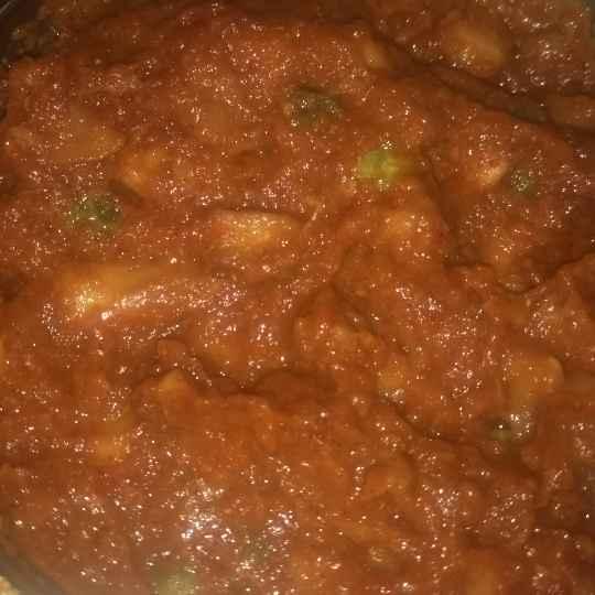 Photo of Mushroom matar malai by Ayushi kaur at BetterButter