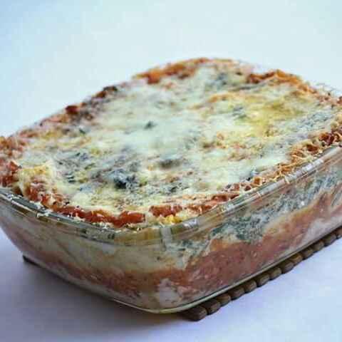 Photo of Vagetable lasagna by Babita Chandak at BetterButter