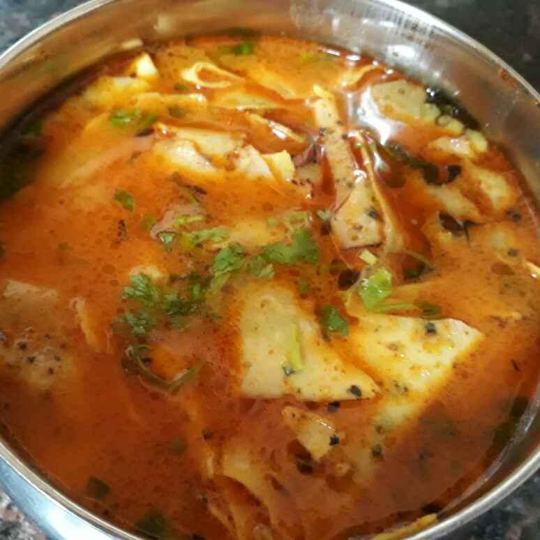 Photo of Papad ki sabji by Babita Jangid at BetterButter