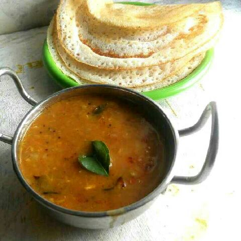 How to make Easy Sambar