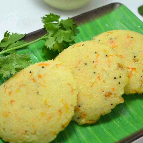How to make Instant Rava Idli