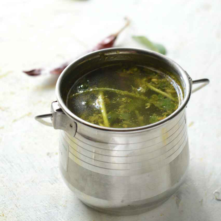 How to make Rasam/Pepper Rasam