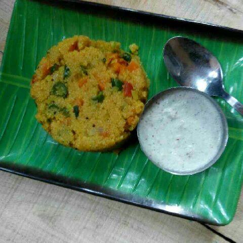 How to make Vegetable khicadi/ vegetable bath