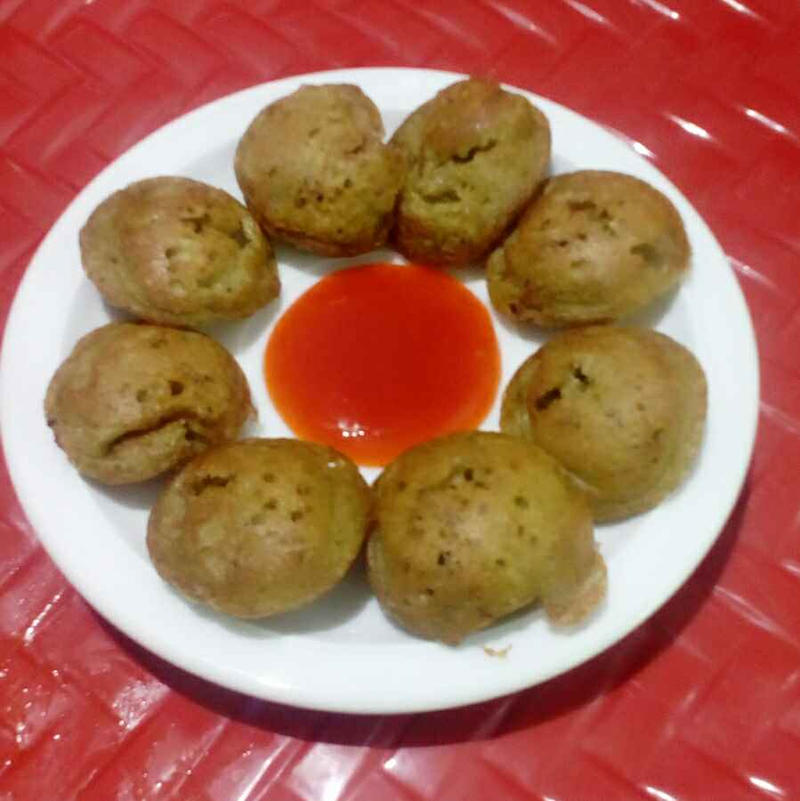 Photo of Green paniyaram by Reshma Babu at BetterButter