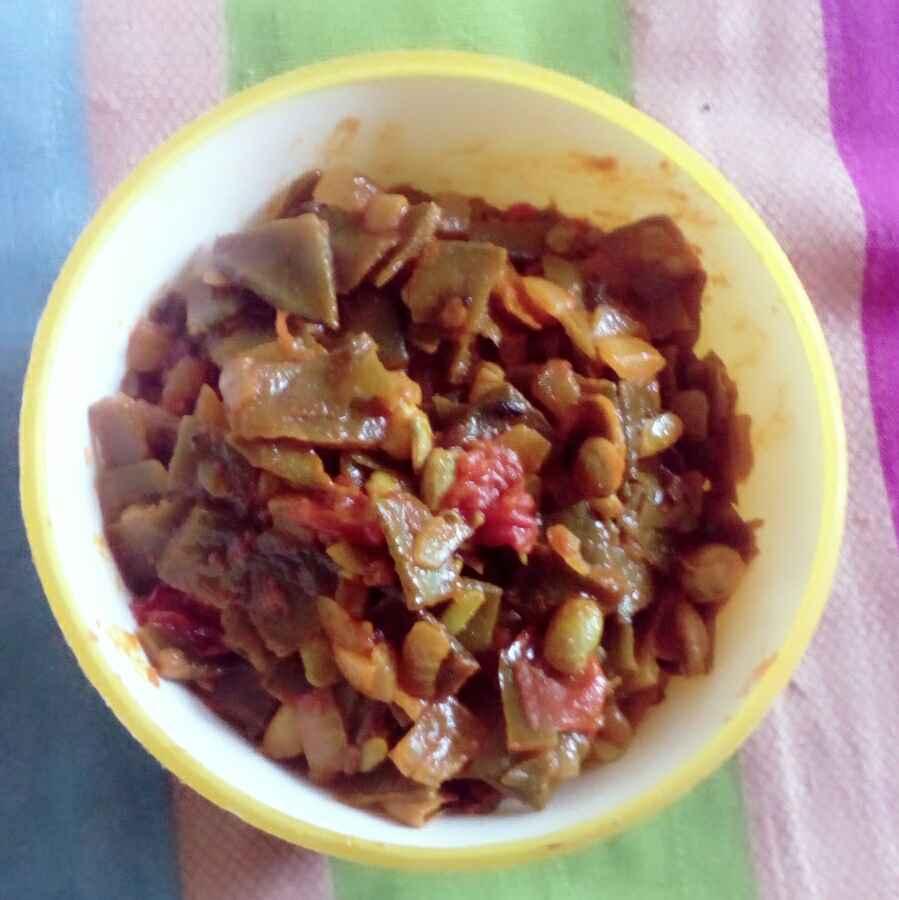 Photo of Avarakkai fry by Reshma Babu at BetterButter