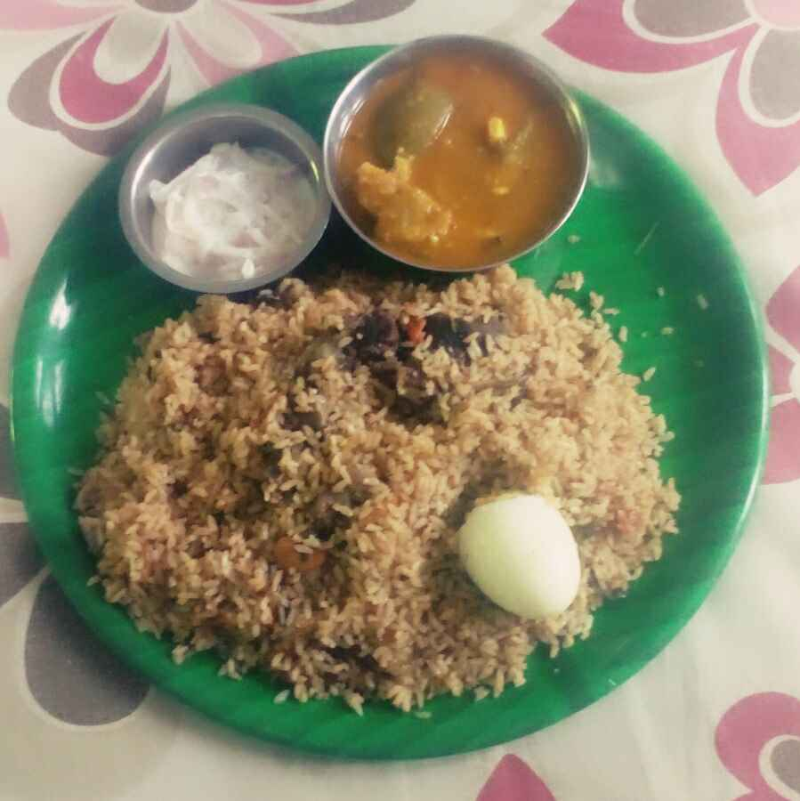 Photo of Mutton Biryani by Reshma Babu at BetterButter
