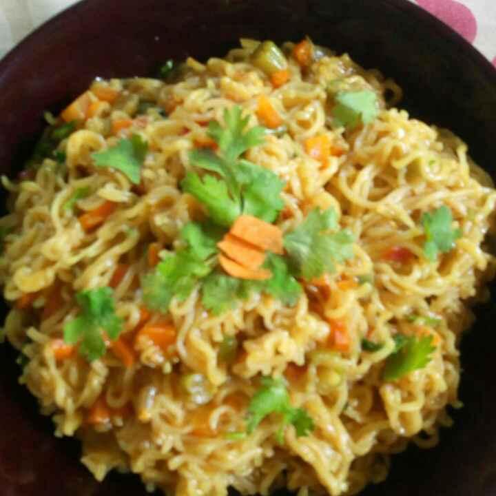 Photo of Yummy maggi by Reshma Babu at BetterButter