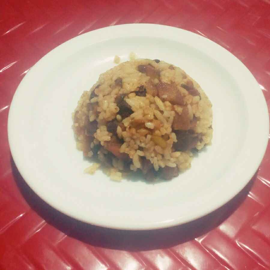Photo of Potato fry rice by Reshma Babu at BetterButter