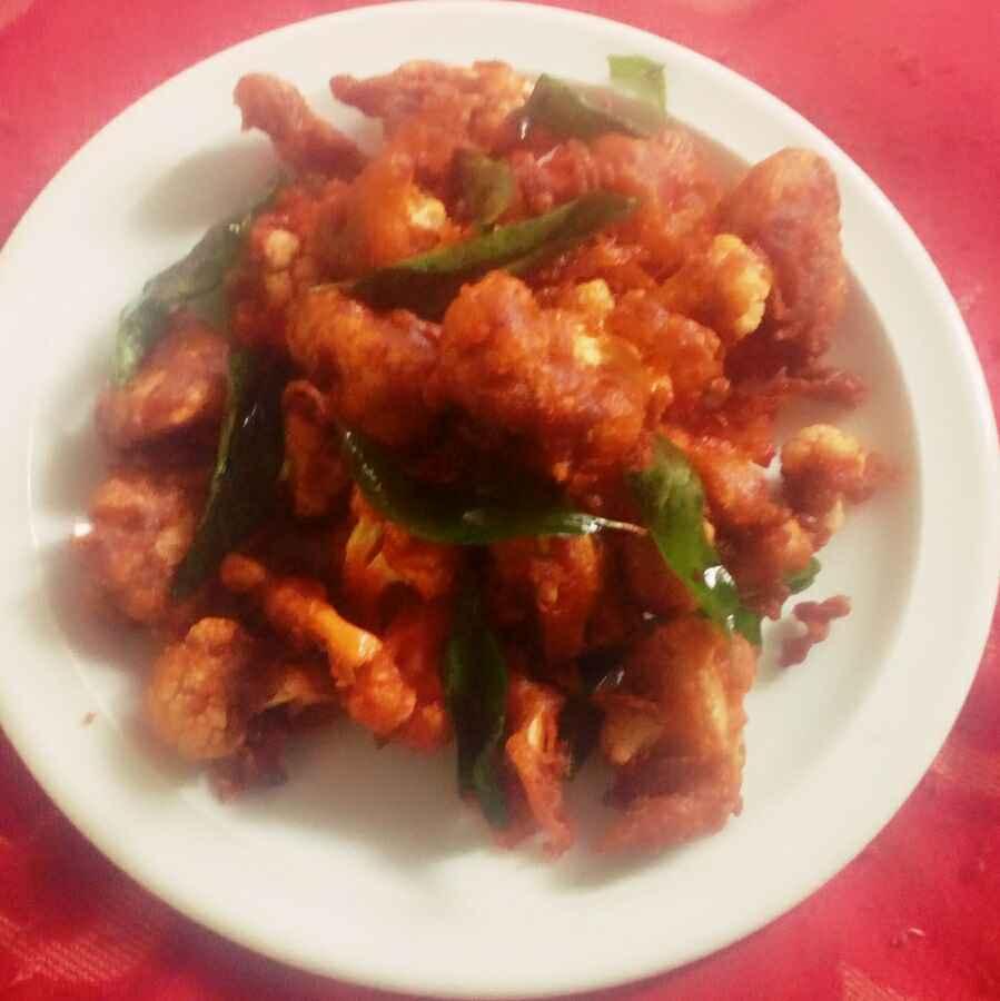 Photo of Cauliflower 65 by Reshma Babu at BetterButter